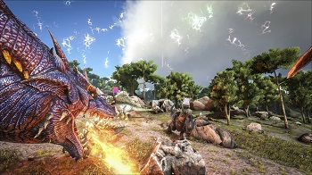ARK: Survival Of The Fittest rent server