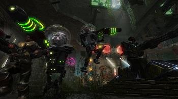 Alien Arena rent server