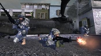 America's Army 3 Slider