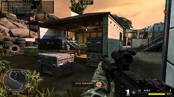 America's Army 3 hosting server