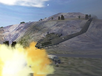 Arma Cold War Assault rent server