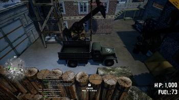 BattleRush Server Test
