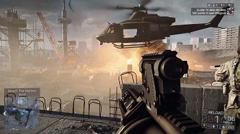 Battlefield 4 rent server