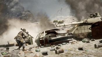 Battlefield Bad Company 2 rent server