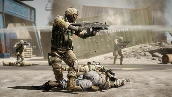 Battlefield Bad Company 2 server rental