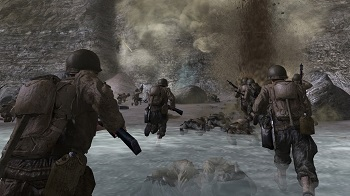 Call of Duty 2 hosting server