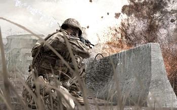 Call of Duty 4 Modern Warfare hosting server