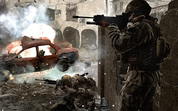 Call of Duty 4 Modern Warfare server rental