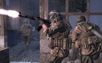 Call of Duty 4 Modern Warfare server hosting