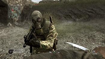 Call of Duty 4 Modern Warfare rent server