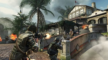 Call of Duty Black Ops rent server