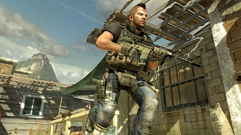 Call of Duty Modern Warfare 2 server rental