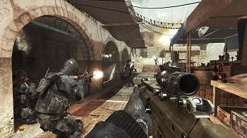 Call of Duty Modern Warfare 3 Slider