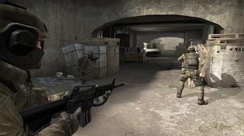 Counter Strike GO rent server