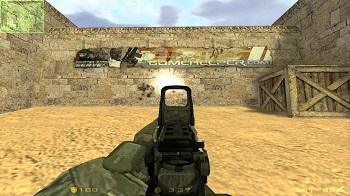 Counter-Strike rent server
