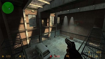 Counter Strike Source server rental