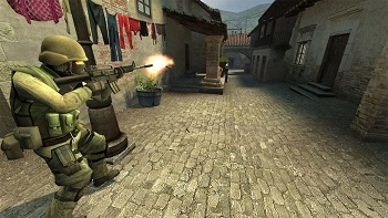 Counter Strike Source hosting