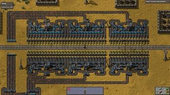 Factorio hosting server