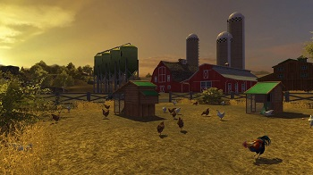 Farming Simulator 2013 rent server