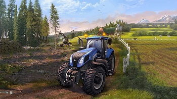 Farming Simulator 2015 hosting server
