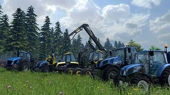 Farming Simulator 2015 rent server