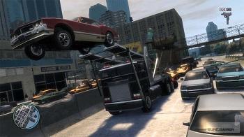 Grand Theft Auto 4 server rental