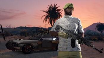 Grand Theft Auto 5 rent server