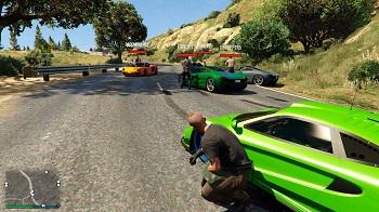 GTA: RAGE Multiplayer hosting server