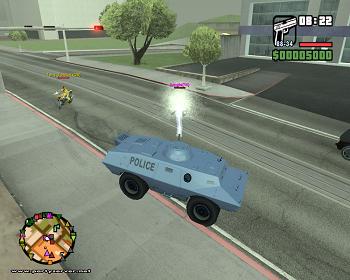 GTA: San Andreas Multiplayer hosting server