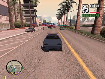 GTA: San Andreas Multiplayer rent server