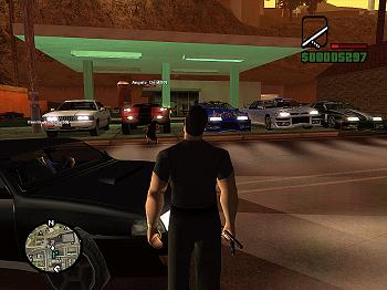 GTA: San Andreas Multiplayer server rental