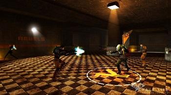 Half-Life 2: Capture the Flag server hosting