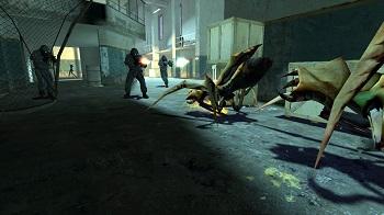 Half Life 2 hosting server