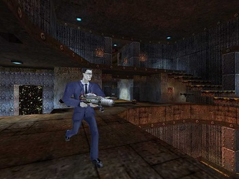 Half Life Deathmatch Classic hosting server