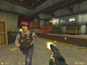 Half Life Opposing Force rent server