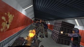 Half Life hosting server