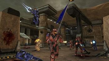 Halo 2 server hosting