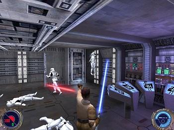 Star Wars Jedi Knight 2 rent server