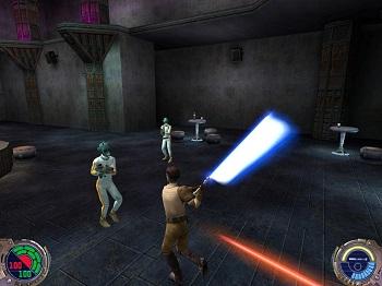 Star Wars Jedi Knight 2 server rental
