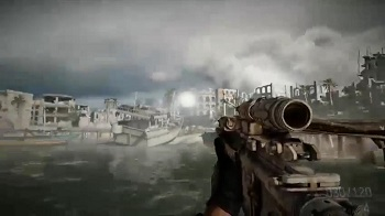 Medal of Honor: Warfighter hosting server
