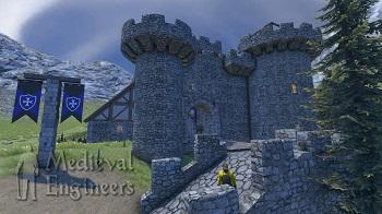 Medieval Engineers hosting server