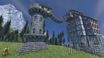 Medieval Engineers rent server