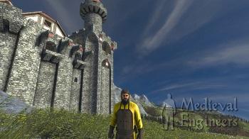 Medieval Engineers server rental
