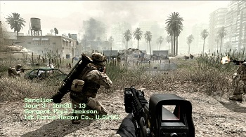Call of Duty 4 server hosting