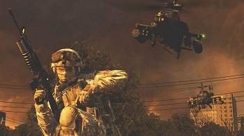 Call of Duty Modern Warfare 2 server hosting