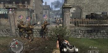 Call of Duty server hosting