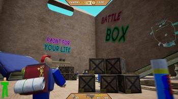 Cardboard Wars server hosting