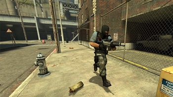 Counter Strike Source server hosting