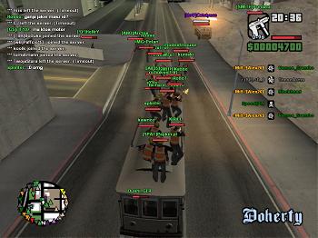 GTA: San Andreas Multiplayer server hosting