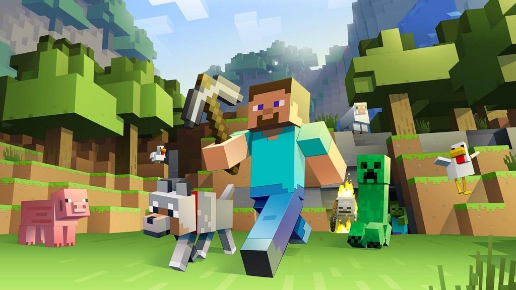 Minecraft hosting server